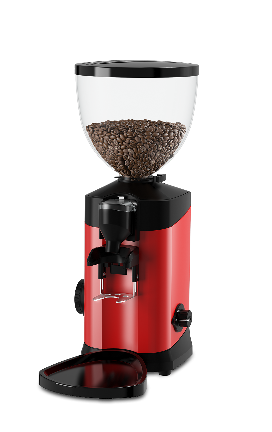 HeyCafe TITAN I ODG V3 on demand espresso grinder